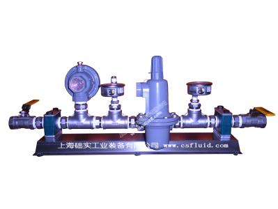 天然气减压阀组图片
